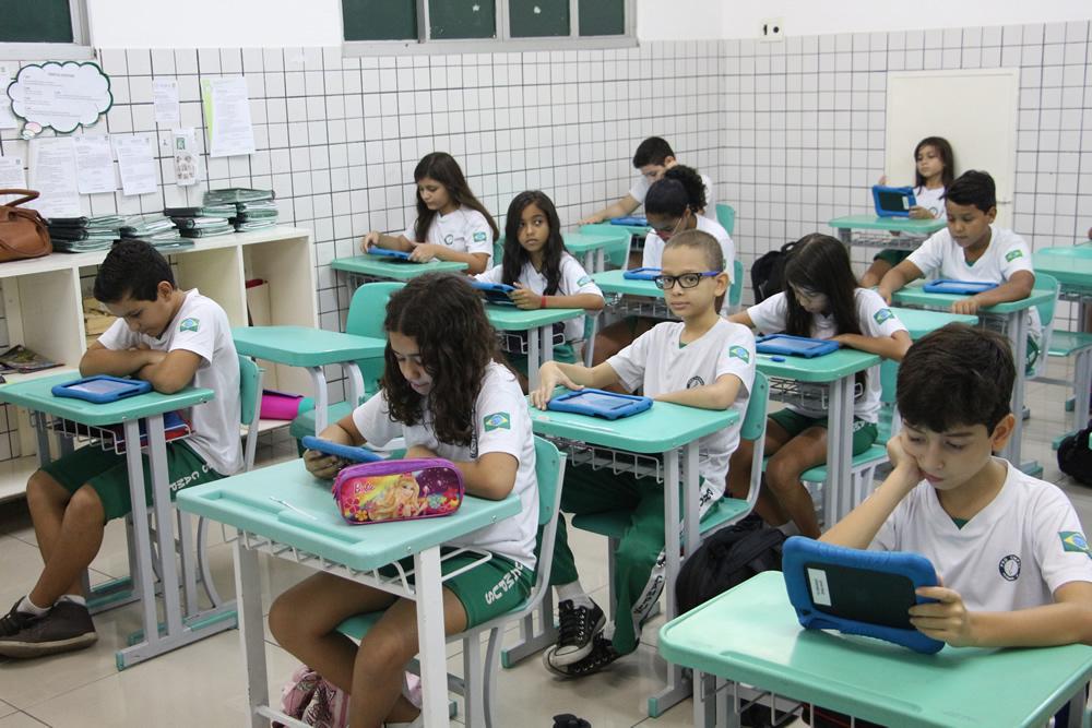 Ensino Bilingue no Pro Campus