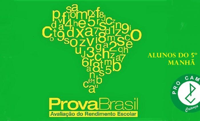 prova brasil 5° ano