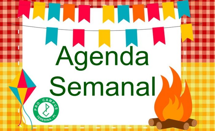 Agenda Semanal 2