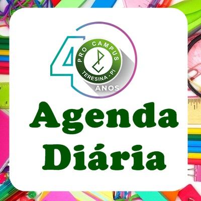 agenda diária